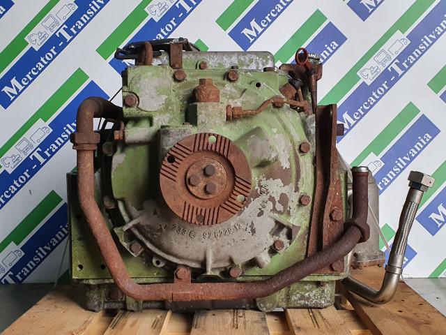 Cutie de viteza Voith Typ 864.3,  Bauart B4XT0R0 - 8.5L, Baumuster 56.8889.3