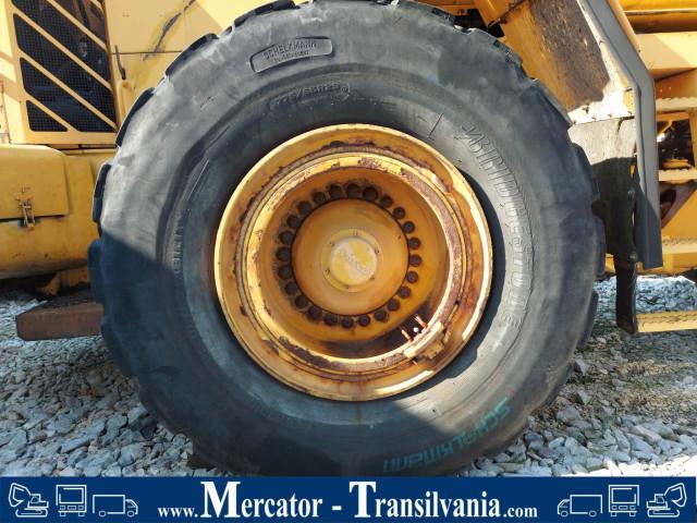 Incarcator Frontal Volvo L180E   2006   Motor 12D LA E3   Cutie Automata 22522