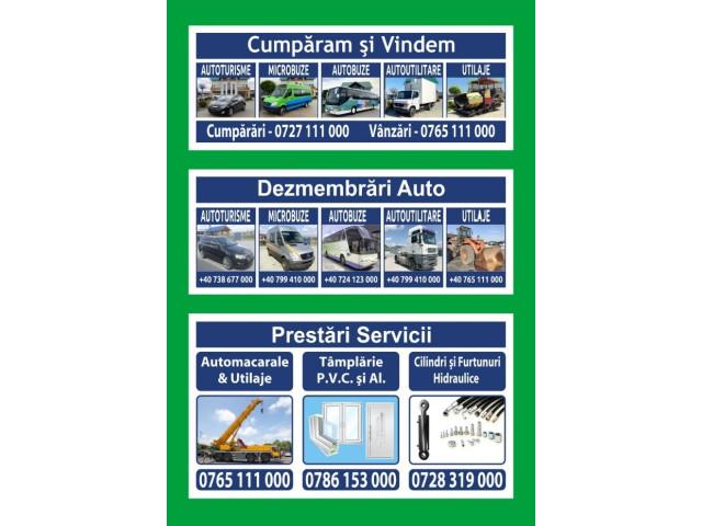 Punte Spate Scania 1743707, 263 7065, Scania P 420, 2007