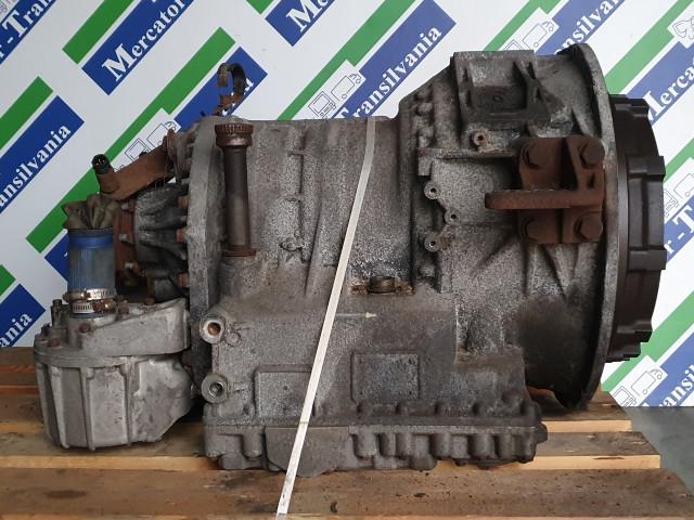 Cutie de viteza ZF 5 HP-590, Stücklisten Nr. 4139053501  /  3,43-0,83
