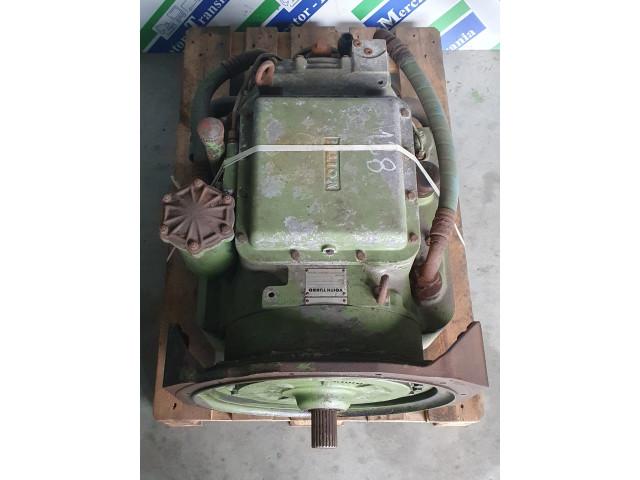 Cutie de viteza Voith Typ 864.3, Bauart B4XT2R2 8.5 L, Baumuster 68.7866.1
