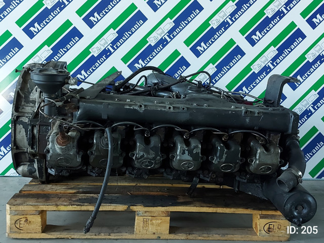 Motor Mercedes-Benz OM447hLA.1/7, Euro 2, 257 KW, 11967 cm3