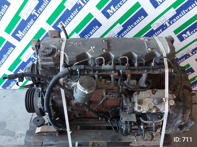 Motor Cummins ISBE220 31, Euro 3, 162 KW, 5883 cm3, 2006