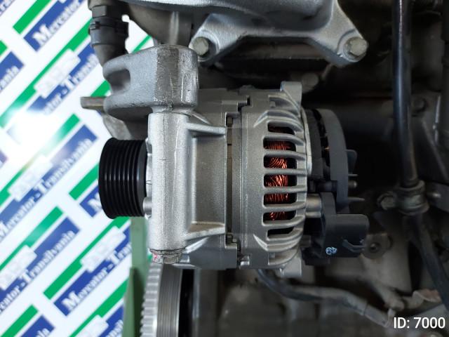 Alternator Bosch A 000 150 69 50 / 0 124 655 236, Euro 6, 220 KW,  7700 cm3, Antos, Atego, Integro, 2017