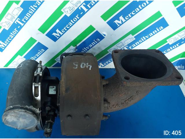 Turbosuflanta Schwitzer 315107, FAT1448, 124700, 228 KW, 11967 cm3