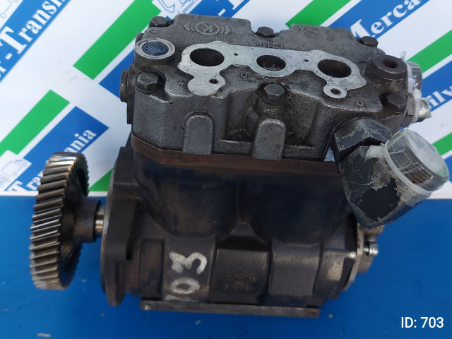 Compresor Aer Knorr Bremse LK4952, K002120X00, 19000, G37, 08262, Euro 3, 180 KW, 7790 cm3