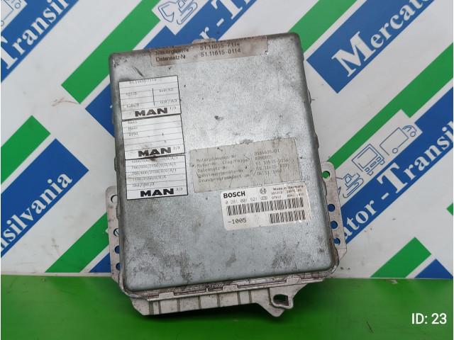 Calculator Motor Bosch 0 281 001 521, Euro 2, 310 KW, 11967 cm3