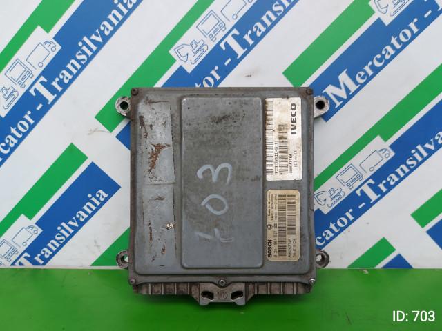 Calculator Motor Bosch 0 281 001 527, Euro 3, 180 KW, 7790 cm3