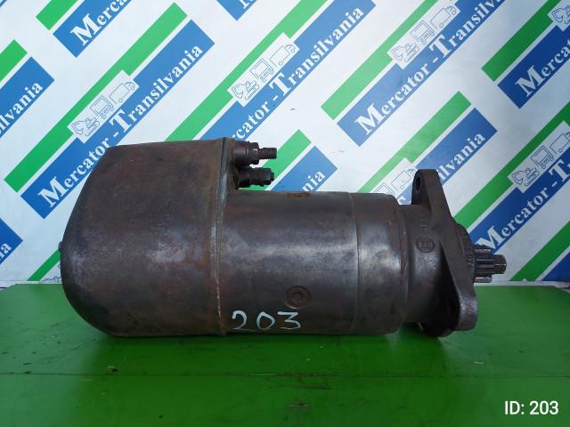 Electromotor Bosch 0 001 411 009, 24V, Mercedes, 184 KW, 11967 cm3