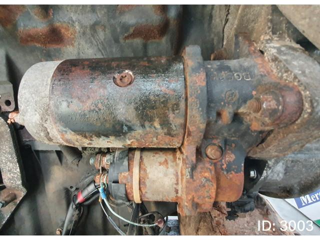 Electromotor Bosch 0 001 372 001 / A 004 151 94 01, Mercedes Actros 18.43, Euro 2, 315 KW, 11946 cm3, 1998