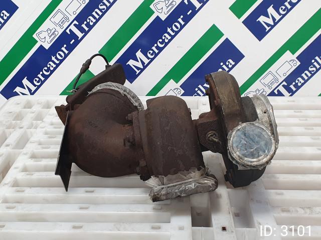 Turbosuflanta BorgWarner, MAN TGA 18.480, Euro 4, 353 KW, 12419 cm3, 2007