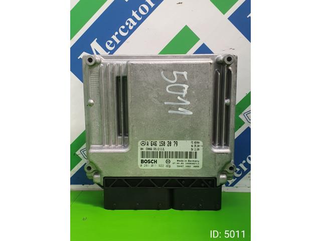 Calculator Motor Bosch 1039S06713 / A 646 150 20 79, Mercedes Benz E 200, Euro 3, 90 KW, 2.2 CDI