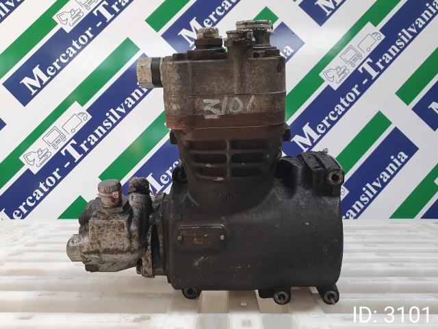 Compresor de Aer Knorr Bremse 5154100-7095, MAN TGA 18.480, Euro 4, 353 KW, 12419 cm3, 2007
