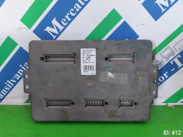 Calculator MUX Siemens VDO Typ: 1364.21020101, Version: 3.0, 12/24V, MUX2-M, Euro 2, 213 KW, 14620 cm3