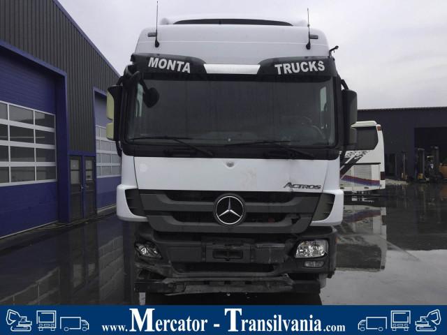 Mercedes Benz Actros 25.41 L | 6x2  | 2010 Euro 5