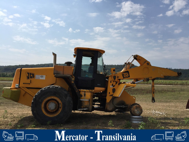 Incarcator frontal  JCB 456