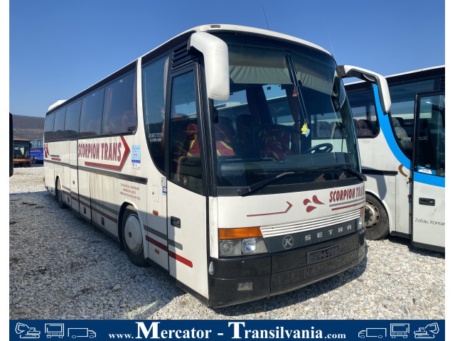 Setra S 315 GT-HD * Cutie manuala - Aer conditionat - Retarder - WC *