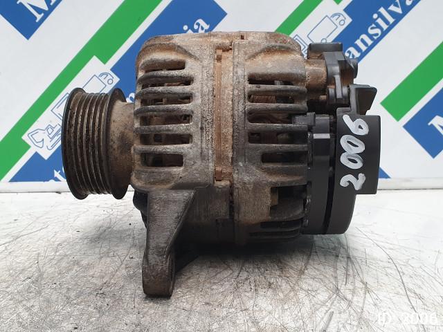 Alternator Bosch F 00M 145 277 / BR14-M0, Iveco Daily 50 C, Euro 3, 92 KW, 2.8 D, 2004