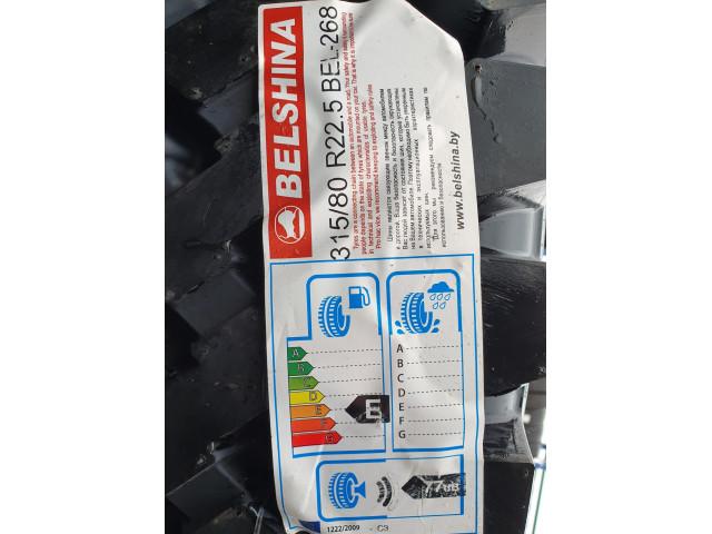Belshina Bel-268 ON/OFF Carierea, 315/80 R22.5, 156/150K