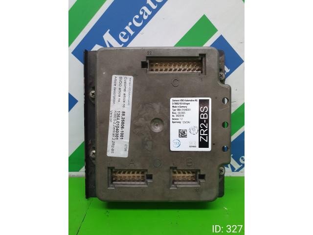 Calculator MUX Siemens VDO 1364.21010101 Version 3.1, 2006