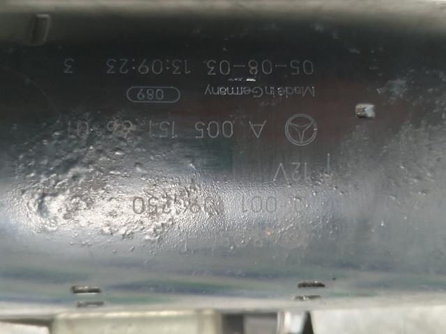 Electromotor Bosch 0 001 109 250, Mercedes Benz Sprinter W 903, Euro 3, 115 KW, 2.7 CDI, 2005
