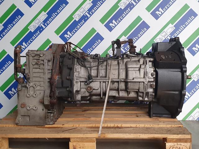 Cutie de viteza ZF Ecomid 8 S 180, Parts NO. 1304 054 280  / 8.73-1.0