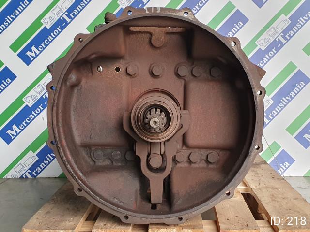 Cutie de viteza ZF Ecolite 6 S 1600, Parts NO. 1310 054 047  /  7.72-1.00