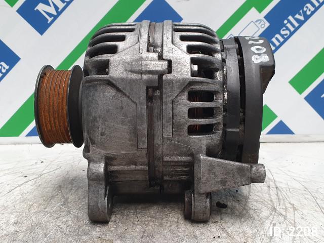 Alternator Bosch F 00M 145 261 / BR14 - H0, Volkswagen T4 - DUBA, Euro 3, 75 KW, 2.5 TDI, 2003