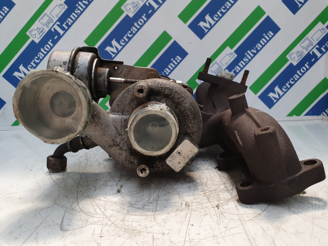 Turbosuflanta BorgWarner BV39 54399880020, Volkswagen T5 - DUBA, Euro 4, 77 KW, 1.9 TDI, 2004