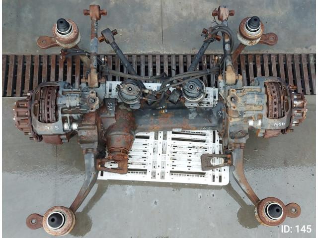 Punte Spate ZF AV-132/87GR, Stücklisten-Nr. 4472 036 061 / 6.21, Mercedes-Benz Citaro Evobus, 2006