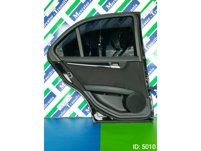 Usa spate Stanga, Mercedes Benz C-Klasse W 204, Limousine, 2010