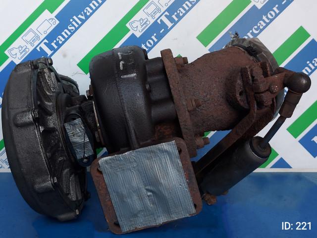 Turbosuflanta BorgWarner K31-447, 53319886800, Euro 2, 184 KW, 11986 cm3