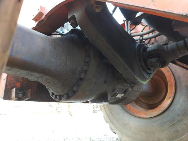 Punte Spate TCM 63H-30 163H3-02041, Hitachi ZW250, 2008