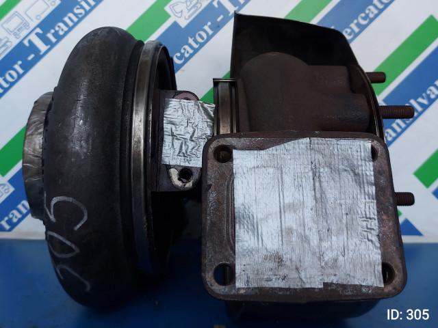 Turbosuflanta Schwitzer, Euro 3, 228 KW, 11967 cm3, MAN A 01