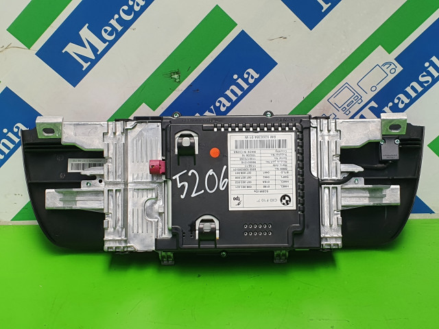 """Navigatie BMW CID f10 7"""" / 6550 9266380-01"""