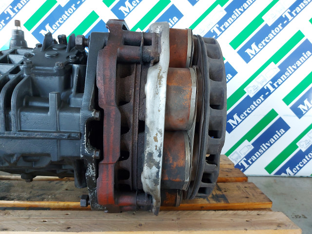 Retarder Telma F 2000-2 / ZF Ecolite S 6-85