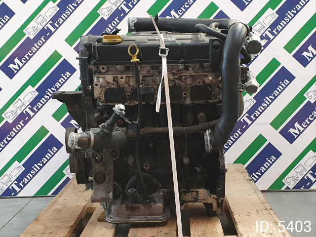Motor complet fara anexe Opel LR6 Y17DT, Astra G, Euro 3, 55 KW, 1.7 DTI