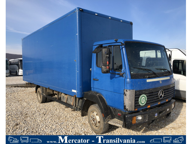 Mercedes 814 Ecopower