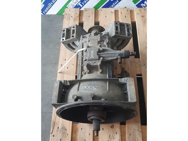 Cutie de Viteza ZF Ecolite S 5-42, Parts NO. 1307 050 128,  Mercedes-Benz 814 Ecopower, 1997