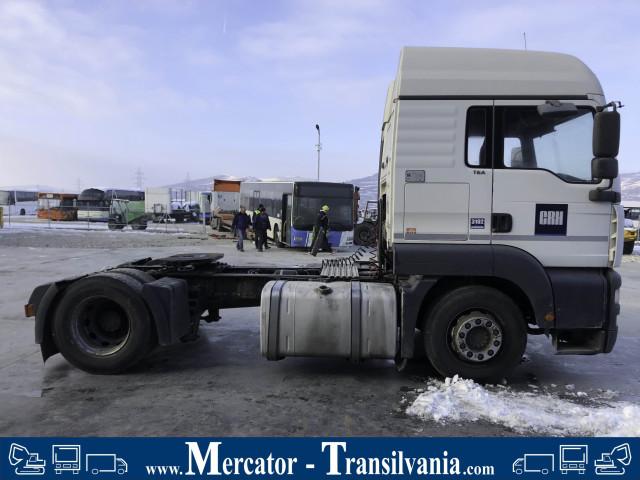 MAN TGA 410 - Euro 3 | Kit basculare |