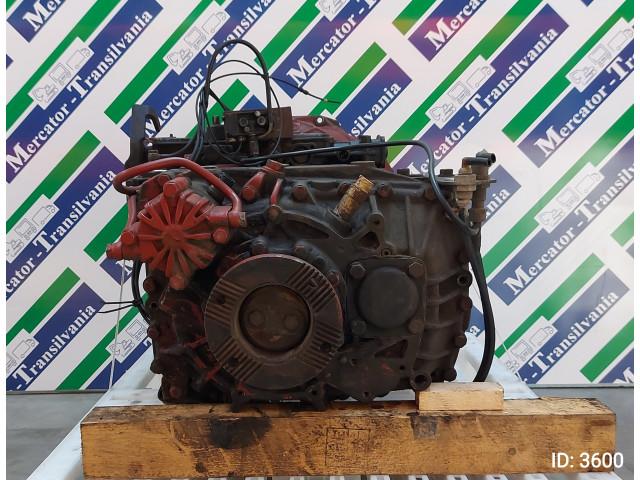 Cutie Viteza Manuala ZF Ecosplit 16 S 151 Parts NO. 1315 051 101, Renault, Premium 420, 2002