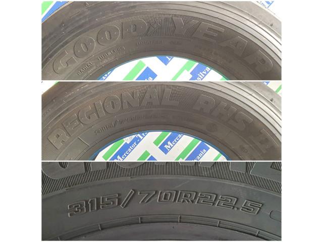 Goodyear Regional RHS ll, 315/70 R22.5, 154/150 L