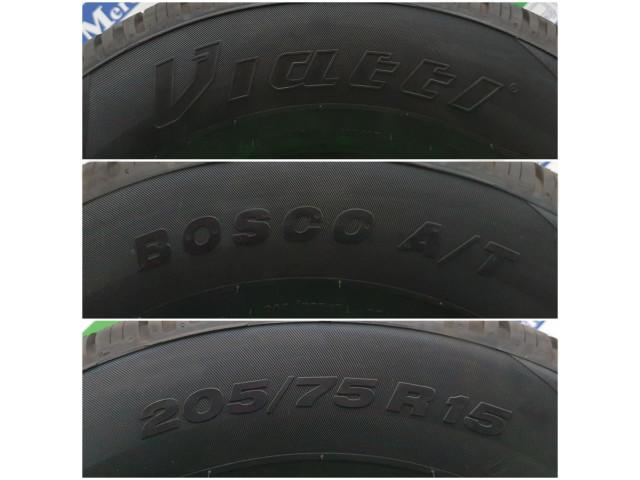 Viatti Bosco A/T  V - 237, 205/75 R15, 97H