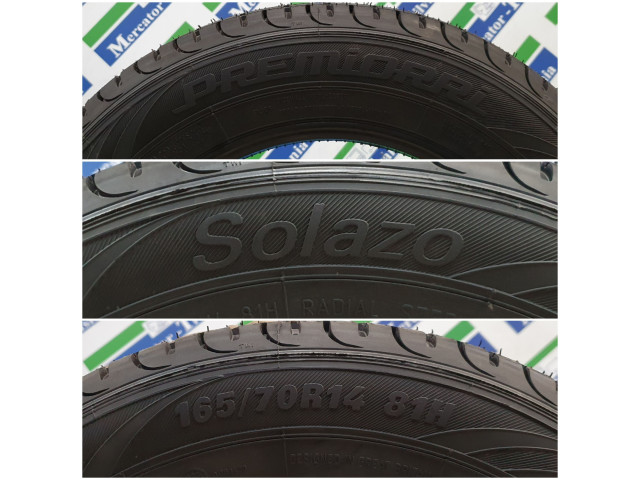 Premiorri Solazo, 165/70 R14, 81H