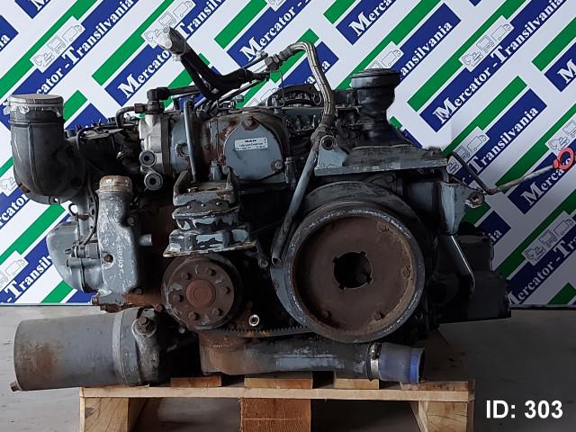 Motor MAN D2866LUH20, Euro 2, 228 KW, 11967 cm3