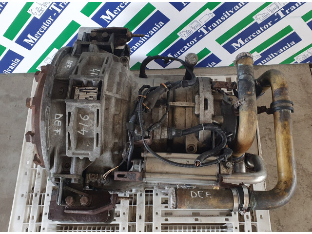 Pentru piese Cutie de viteza ZF 5 HP-590, Stücklisten Nr. 4139 051 300 / 2,81 - 0,80