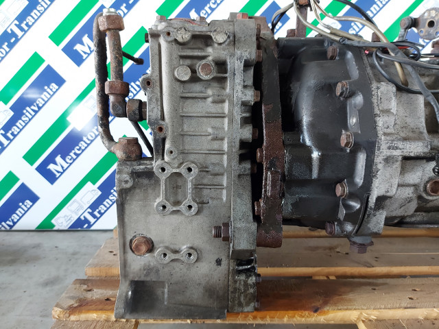 Retarder Voith 133, 531119 L / ZF ECOMID 8 S 180