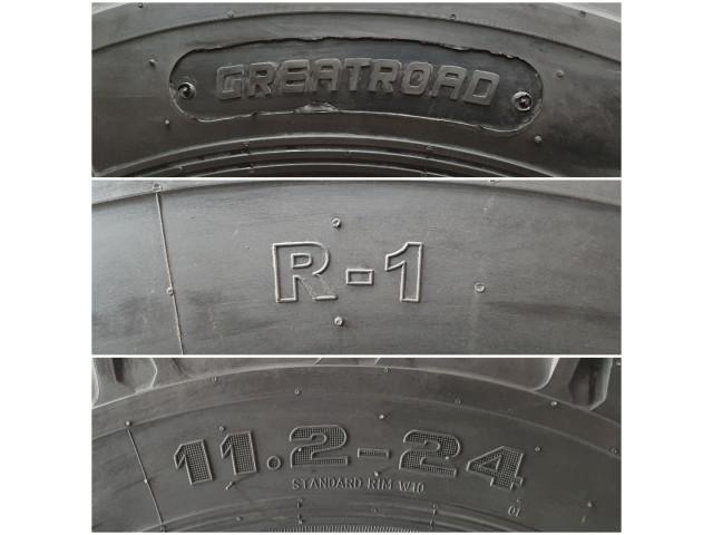 11.2 – 24  Greatroad , R-1 , 8 Pliuri