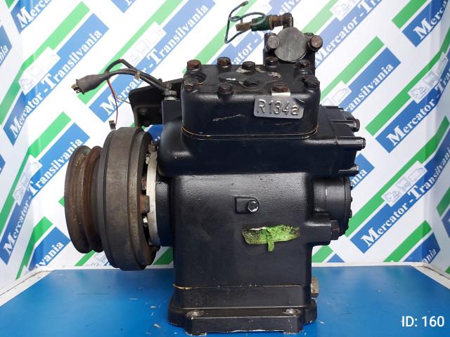 Compresor Clima Bock  D-72636 / AA09760-001, Mercedes Benz OM 441LA.III/1, Euro 2, 213 KW, 10964 cm3