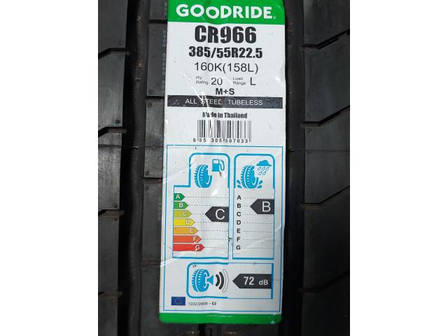 Goodride, CR966, 385/55 R22.5